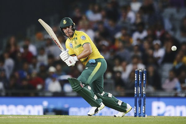 AB de Villiers South Africa v New Zealand T20 2017