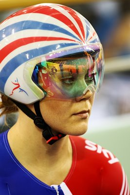 Jess Varnish Track Cycling World Cup 2012