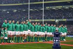 Ireland Team v France 6 Nations Aviva Stadium 2017 Prints