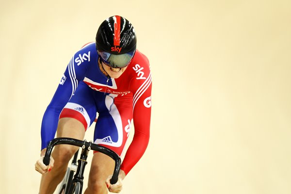 Victoria Pendleton World Cup 2012