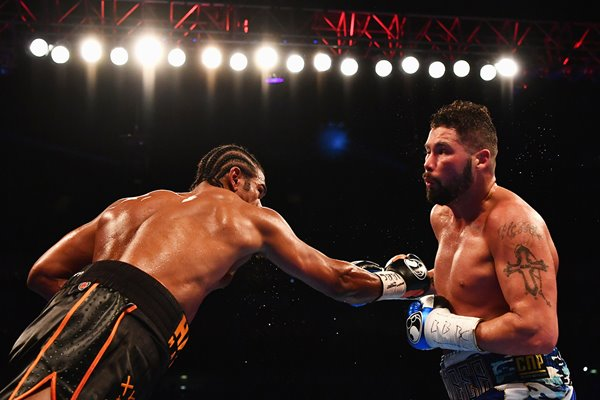 David Haye v Tony Bellew Heavyweight Fight London 2017