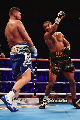 Tony Bellew v David Haye London 2017
