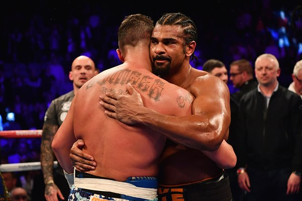 Tony Bellew and David Haye London 2017