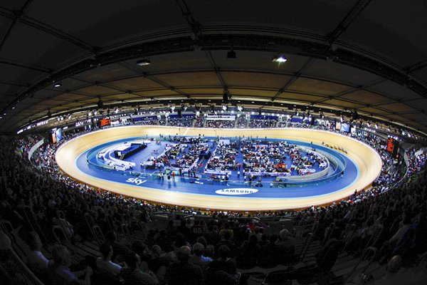 The Olympic Velodrome World Cup 2012