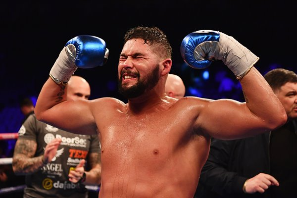 Tony Bellew beats David Haye London 2017