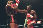 Frank Bruno beats Oliver McCall WBC World Title Fight 1995 Prints