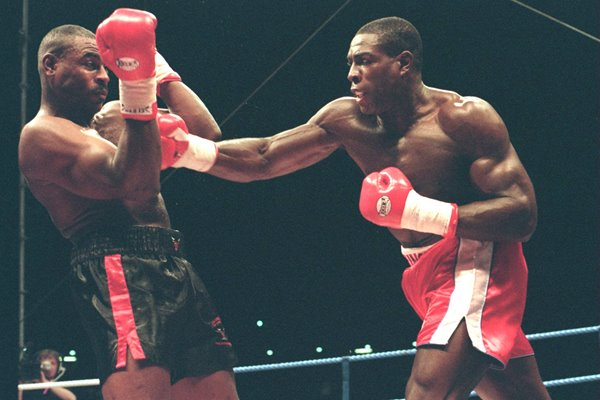 Frank Bruno beats Oliver McCall WBC World Title Fight 1995