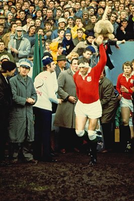 Willie John McBride British Lions 1974