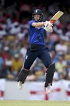Joe Root England v West Indies ODI Barbados 2017 Prints