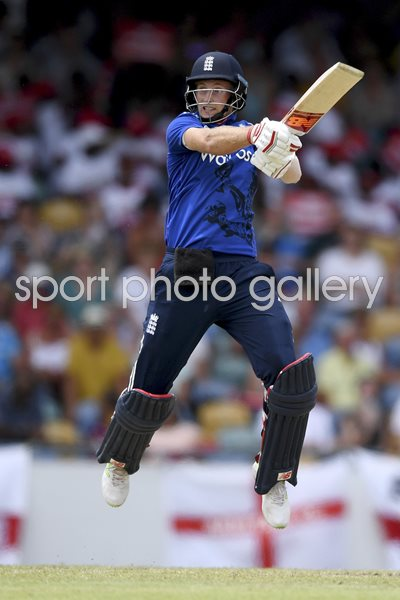 Joe Root England v West Indies ODI Barbados 2017