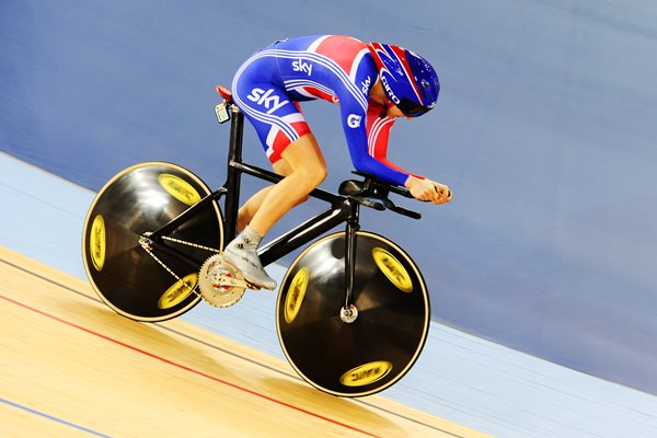 Joanna Rowsell Track Cycling World Cup 2012
