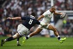 Jonathan Joseph England v Scotland 6 Nations Twickenham 2017 Prints