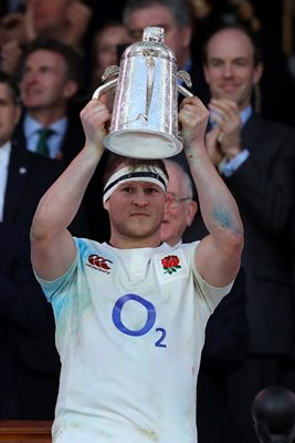 Dylan Hartley England win Calcutta Cup 6 Nations 2017