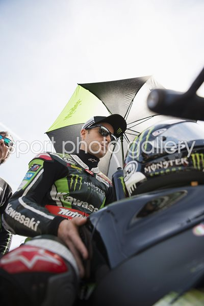 Jonathan Rea World Superbikes Imola 2016