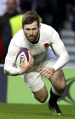 Elliot Daly England v Italy 6 Nations Twickenham 2017