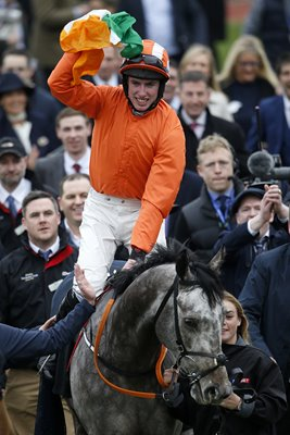 Jack Kennedy & Labaik win Supreme Novices' Hurdle Cheltenham 20147
