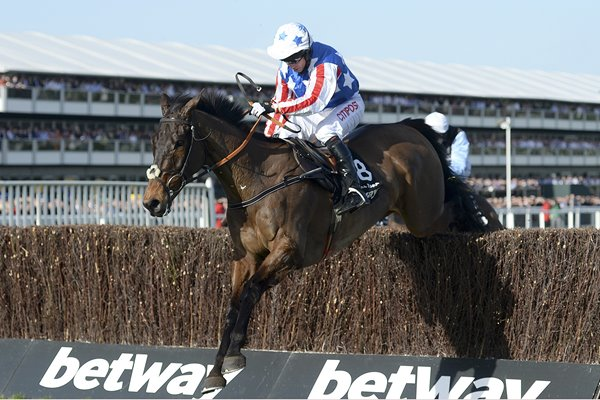 Noel Fehily & Special Tiara Queen Mother Champion Chase 2017