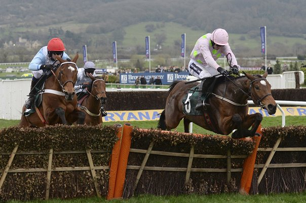Ruby Walsh 4th winner Day 3 Cheltenham 2017