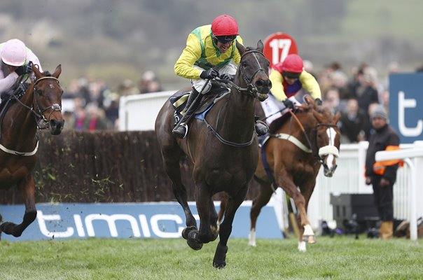 Robbie Power & Sizing John win Cheltenham Gold Cup 2017
