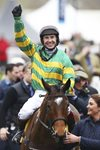 Richard Johnson wins on Defi Du Seuil Cheltenham 2017 Prints