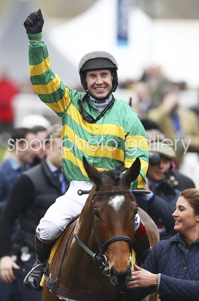 Richard Johnson wins on Defi Du Seuil Cheltenham 2017