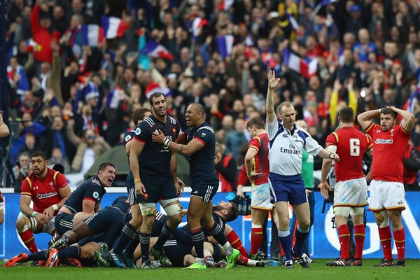 France beat Wales Six Nations Paris 2017