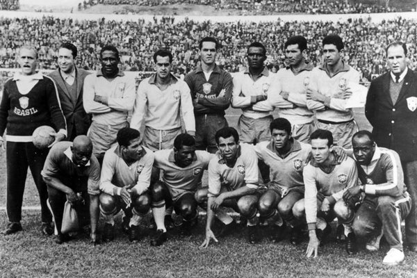 Brazil team World Cup Final 1962
