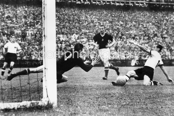 West Germany v Hungary 1954 World Cup Final