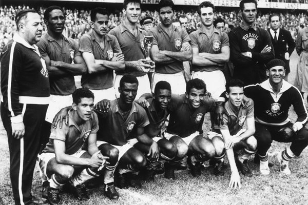 Brazilian World Cup Champions 1958