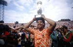 Frank RIJKAARD Holland European Championship 1988 Mounts