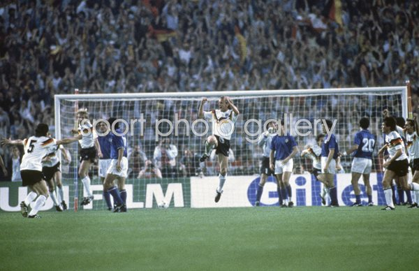 West Germany Score 1988 European Championships