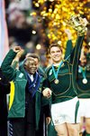 John Smit South Africa & Thabo Mbeki World Cup 2007 Prints
