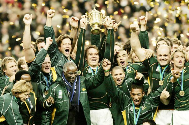 South Africa Rugby World Cup Champions 2007
