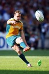 Matt Giteau Australia v Japan Rugby World Cup 2007 Prints