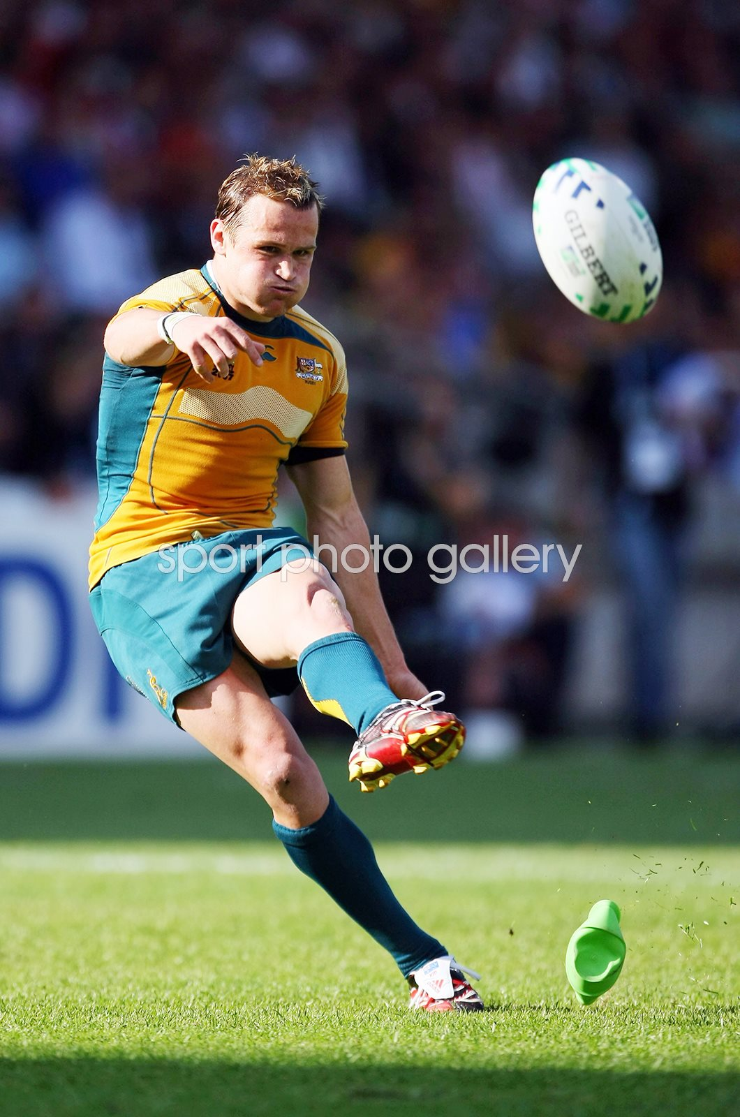 Matt Giteau Australia v Japan Rugby World Cup 2007
