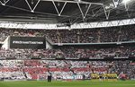 England v Lithuania 2017 Wembley minute of silence Prints