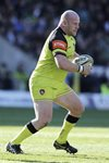 Dan Cole Leicester v Northampton Premiership 2017 Mounts