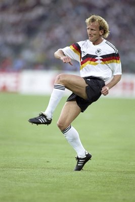 Andreas Brehme West Germany World Cup 1990