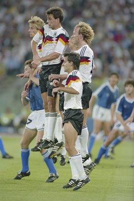 West Germany v Argentina World Cup 1990