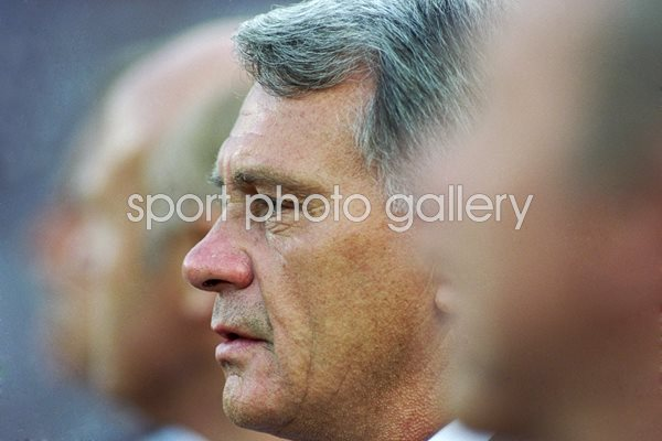 Bobby Robson England Manager World Cup 1990