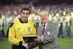 Peter Shilton 125th World Record England Cap 1990 Prints