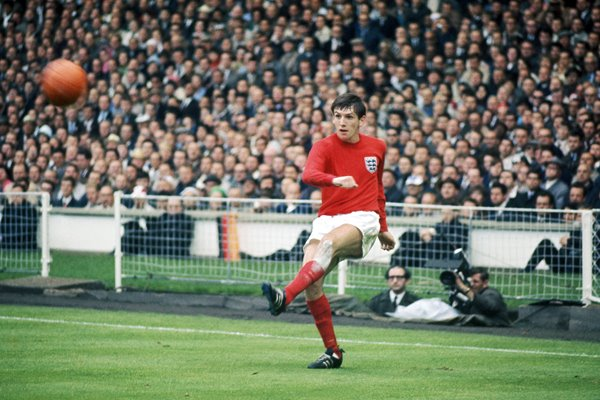 Martin Peters England World Cup Final 1966