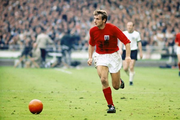 Roger Hunt England World Cup Final 1966