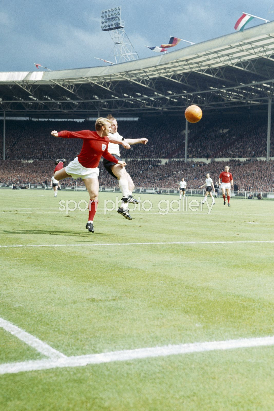 Bobby Moore England World Cup Final 1966