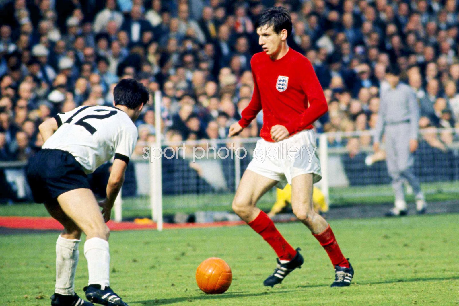 Martin Peters England World Cup 1966