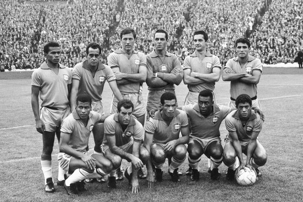 Brazil World Cup England 1966