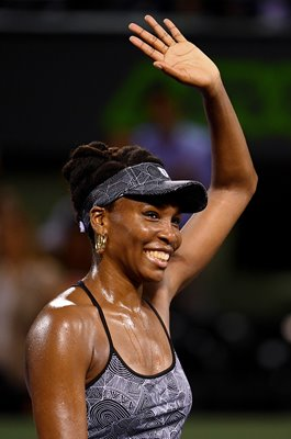 Venus Williams Miami Open Key Biscayne 2017