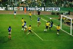 Brazil v Yugoslavia 1974 World Cup Prints