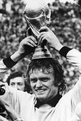 Sepp Maier West Germany World Cup 1974