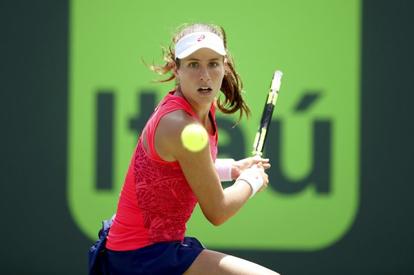Johanna Konta Great Britain Miami Open 2017